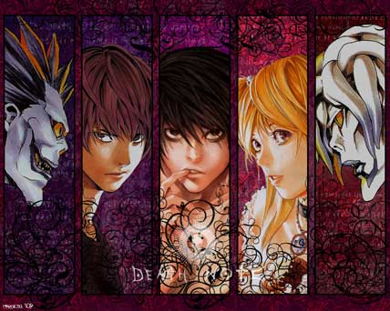 Death Note (Anime) 505-DeathNote
