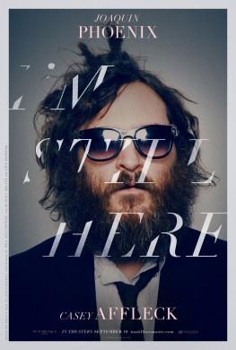 Cartel de 'I'm still here'