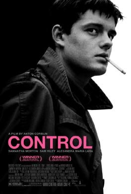 Cartel de 'Control'