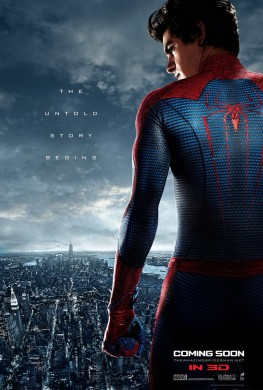 Cartel de 'The Amazing Spider-Man'