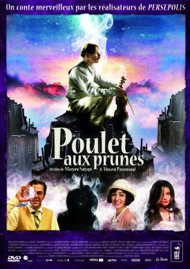 Cartel de 'Poulet aux prunes'