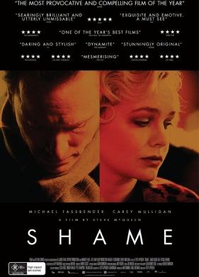 Cartel de 'Shame'