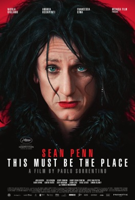 Cartel de 'This Must Be the Place'