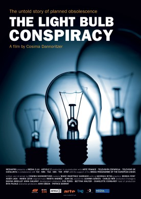 Cartel de 'The Light Bulb Conspiracy'