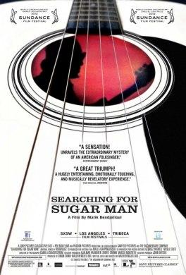 Cartel de 'Searching for Sugar Man'