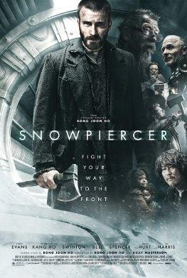 Cartel de 'Snowpiercer'