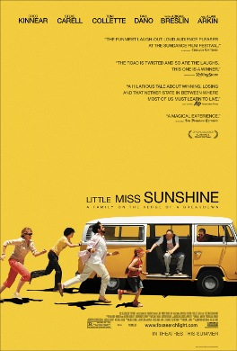 Cartel de 'Little Miss Sunshine'