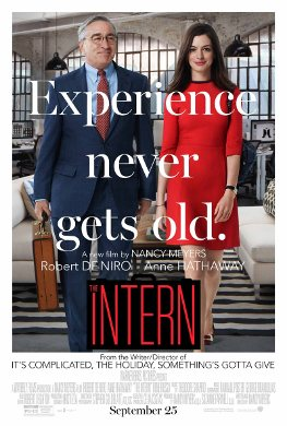 Cartel de 'The Intern'