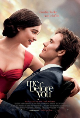 Cartel de 'Me Before You'