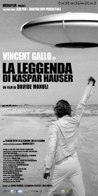 Cartel de 'La leggenda di Kaspar Hauser'