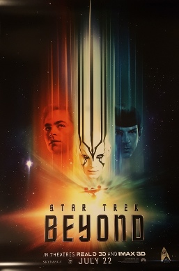 Cartel de 'Star Trek Beyond'