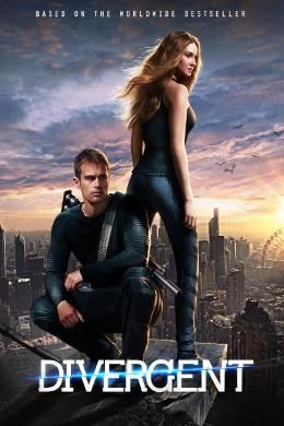 Cartel de 'Divergent'