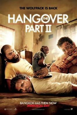 Cartel de 'The Hangover Part II'