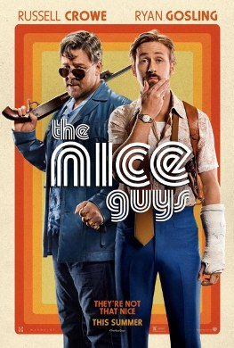 Cartel de 'The Nice Guys'