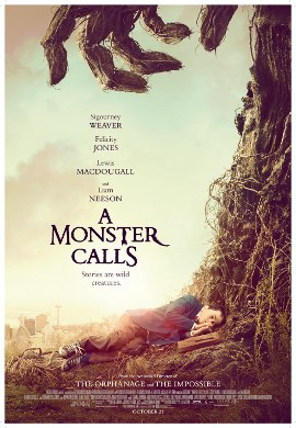 Cartel de 'A Monster Calls'