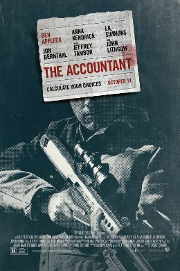 Cartel de 'The Accountant'