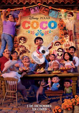 Cartel de 'Coco'