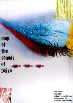 Cartel de 'Map of the Sounds of Tokyo'
