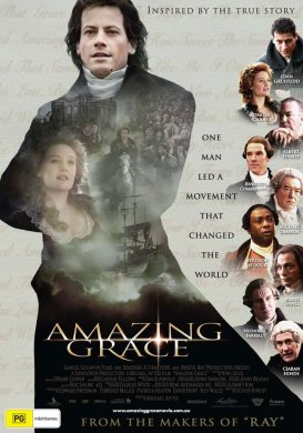 Cartel de 'Amazing Grace'