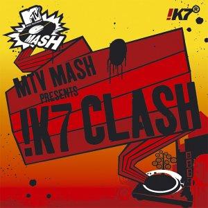 Carátula de 'MTV MASH presents !K7 Trash'
