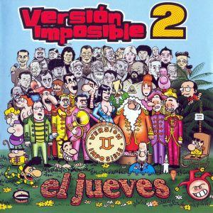 Carátula de 'Las canciones de El Jueves - Versión Imposible 2'