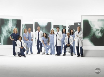 Reparto de 'Grey's Anatomy (6th season)'