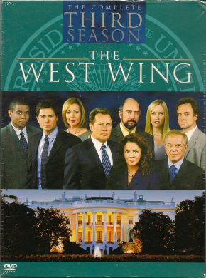 Cartel de 'The West Wing (3rd season)'