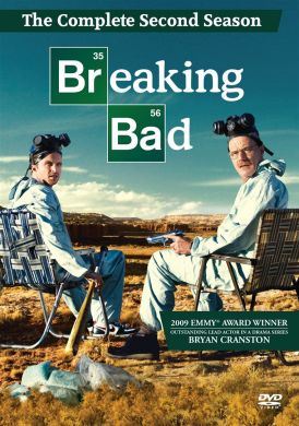 Cartel de 'Breaking Bad (2nd season)'
