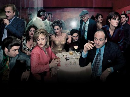 Cartel de 'The Sopranos (4th season)'