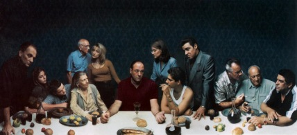 Cartel de 'The Sopranos (6th season)'