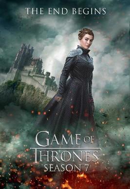 Cartel de 'Game of Thrones (7th season)'