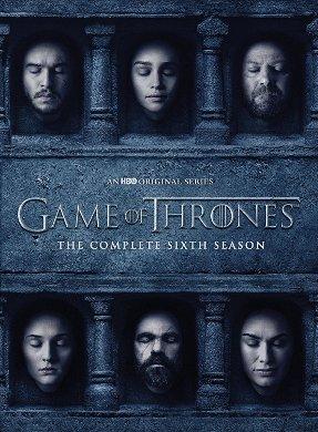 Cartel de 'Game of Thrones (6th season)'