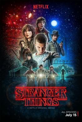 Cartel de 'Stranger Things (1st season)'