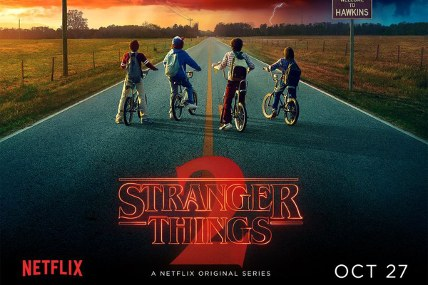 Cartel de 'Stranger Things (2nd season)'