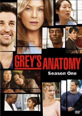 Grey's Anatomy (1st Season)