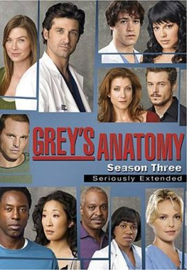Grey's Anatomy (3rd season)