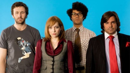 The IT Crowd (3rd season)